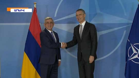 Հայաստանում այսօր տրվել է ՆԱՏՕ-ի շաբաթ միջոցառումների մեկնարկը