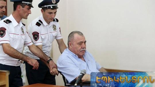 Նոր հիվանդություններ Մ.Գրիգորյանի մոտ. պաշտապանները միջնորդել են նիստերն անցկացնել հիվանդանոցում