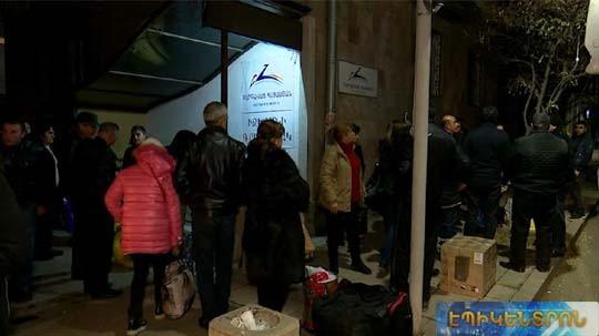 «Գ.Ծառուկյան» հիմնադրամի շնորհիվ իջևանցի զինծառայողների 100-ավոր հարազատներ մեկնել են Արցախ
