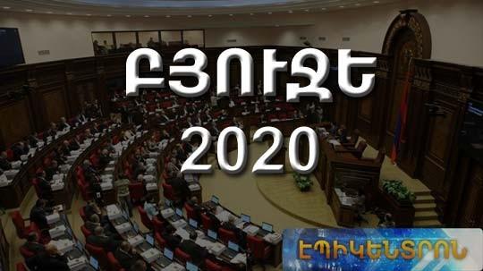 ԲՀԿ-ն և ԼՀԿ-ն դեմ կքվեարկեն Բյուջե 2020-ի նախագծին