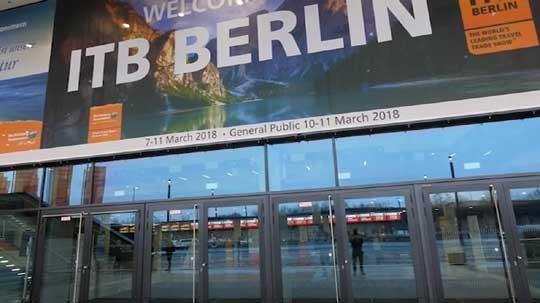 Հայաստանը մասնակցել է ITB Berlin 2018 ամենամյա միջազգային զբոսաշրջային ցուցահանդեսին