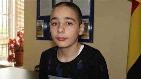 Տեսել են արդյո՞ք աուտիզմով հիվանդ 14-ամյա Հայկին Աբովյան քաղաքում