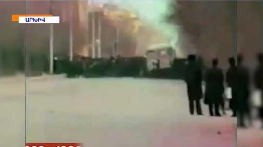 28 տարի առաջ 1990- թ. հունվարի 13-19-ը  Բաքվում սկսվեց  հայերի զանգվածային ջարդը