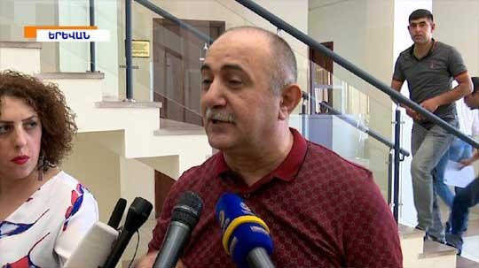 Դատարանը մերժել է Սասնա ծռերի անդամ Գագիկ Եղիազարյանի կալանավորումից ազատ արձակելու միջնորդությունը