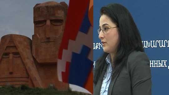 Հայաստանի և Արցախի միջև հակասություն չկա․ ԱԳՆ