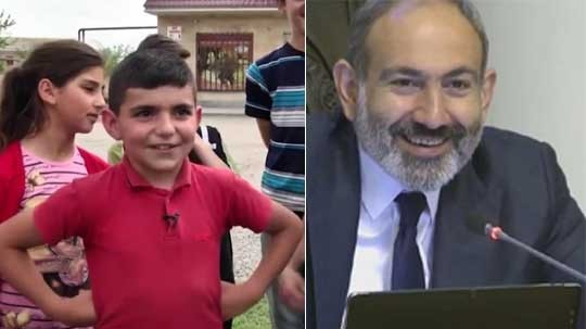 «Նիկոլը խոսք տվեց, գլխառադ արեց».Գյուղացի երեխայի բարձրացրած խնդիրը հասավ վարչապետին
