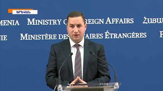 Հայաստանը թույլ չի տալու դիրքային փոփոխություն սահմանի որևէ հատվածում. Տիգրան Բալայան