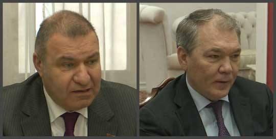 Մ.Մելքումյանի հրավերով ՀՀ-ում է ՌԴ Պետդումայի պատվիրակությունը՝ Լ.Կալաշնիկովի գլխավորությամբ