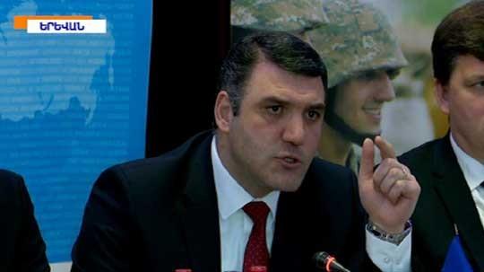 Հայկական կողմը պատրաստ է ցանկացած գործակցության մարդու իրավունքների խնդիրների լուծման համար