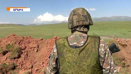 Ադրբեջանը կրակել է Գեղարքունիքի բնակավայրերի ուղղությամբ.ՄԻՊ-ը ահազանգեր է ստացել