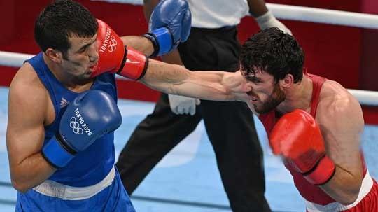 Բաչկովի տպավորիչ հաղթանակը.պարտված ադրբեջանցին հրաժարվեց ձեռքսեղմումից