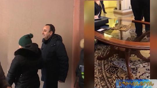 Ի՞նչ են գտել ՀՔԾ քննիչները Հրայր Թովմասյանի բնակարանում
