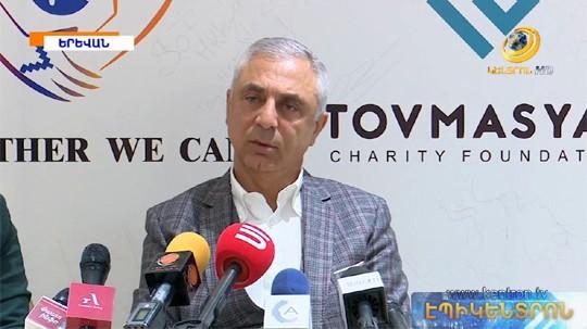 «Եթե նման անհրաժեշտություն լինի, չեմ բացառում». Թովմասյանը՝ վարչապետ առաջադրվելու մասին