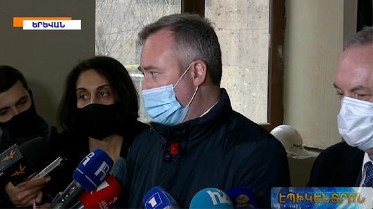 Քննարկե՞լ է Ֆրանսիայի ԱԳՆ պետքարտուղարը Ալիևի հետ հայ ռազմագերիների հարցը. Լըմուանը ժամանել է Երևան